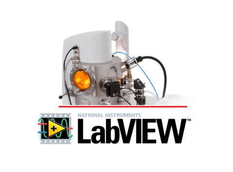 LabView control libraries for the Sci-Trace