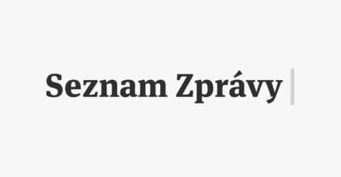 Article about Road-Trace at Seznam Zprávy.cz